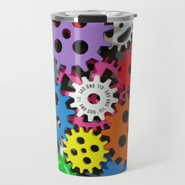 gears Travel Mug
