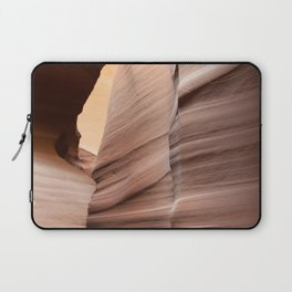 Movement in Lower Antelope Canyon Laptop Sleeve