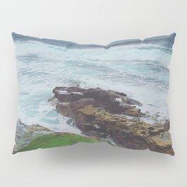 Ocean Moss Pillow Sham