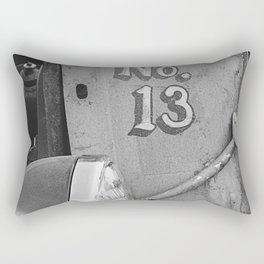 Outlaw Rectangular Pillow