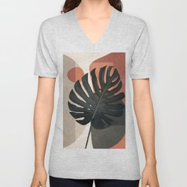 Soft Shapes VIII Unisex V-Neck