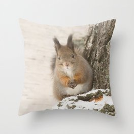 Hi there - what's up? #decor #society6 #buyart Throw Pillow