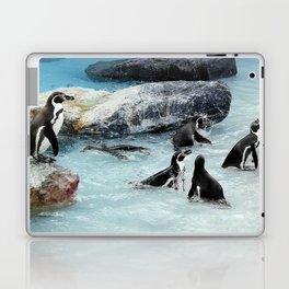 Penguins. Laptop & iPad Skin