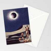 SOLAR ECLIPSE Stationery Cards