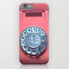 OLD PHONE - SOFT PINK EDITION for Iphone iPhone 6 Slim Case
