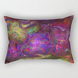 Abstract Blob 1 Rectangular Pillow