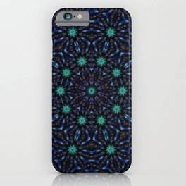Abstract 8493 iPhone Case