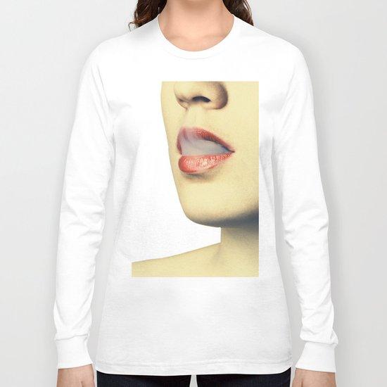 lips 5 woman Long Sleeve T-shirt