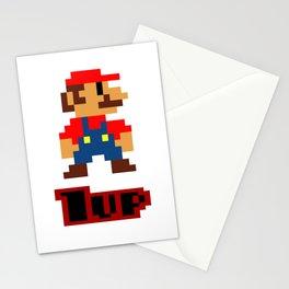 1UP Soda Logo Stationery Cards