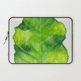 Beech leaf Laptop Sleeve