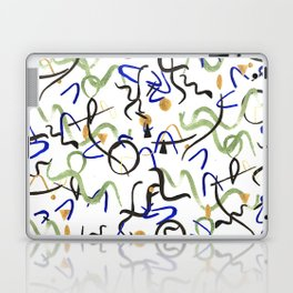 Miro fog Laptop & iPad Skin