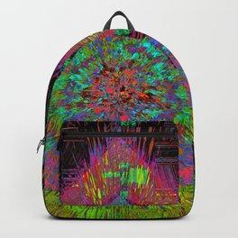 Gold Pyramid Landing Backpack