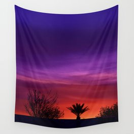 Desert SW Sunset Wall Tapestry
