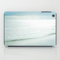 silent iPad Cases featuring Silent Sea by Bella Blue Photography