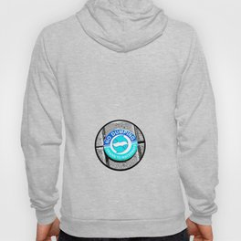 Swimming with the Fishes Hoody