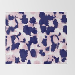 Animalia Throw Blanket