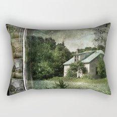 The Cloverfield House Rectangular Pillow