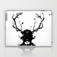 BOY FROM THE WOOD Laptop & iPad Skin