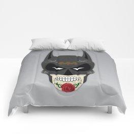 Bat-Man Sugar Skull Comforters