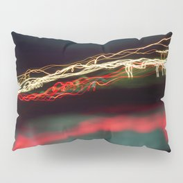 Road Lights Pillow Sham
