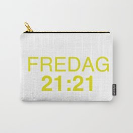 21:21 - isak and even - SKAM Carry-All Pouch