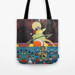 Children of the Sun and Moon Tote Bag