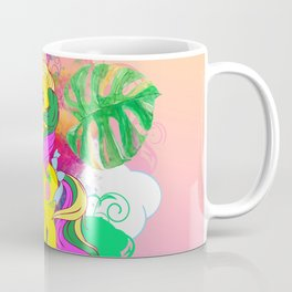 g1 my little pony tropical Tootie Tails Coffee Mug