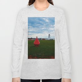 Marker Buoy and Lighthouse Long Sleeve T-shirt