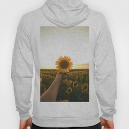 Her Sunflower (Color) Hoody