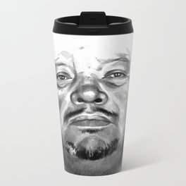 David Martinez mugshot Metal Travel Mug