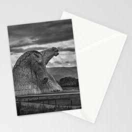 The Kelpies. Stationery Cards
