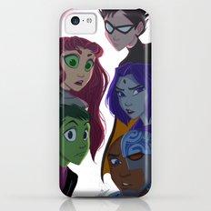 Teen Titans iPhone 5c Slim Case