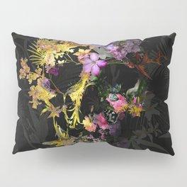 Spring Skull Pillow Sham