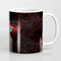 trip Mugs featuring Trip by Fine2art