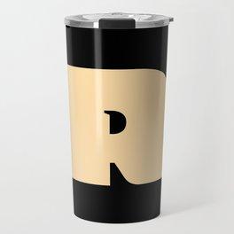 Cicciona »R« Travel Mug