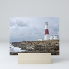 Portland Bill Mini Art Print