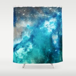 Laputa Shower Curtain