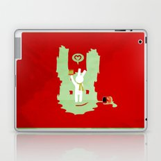 I have been thinking about you Laptop & iPad Skin