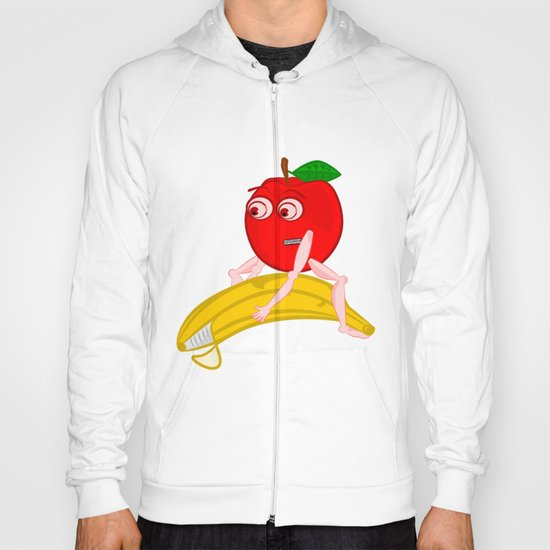 Osteopath Fruit Hoody