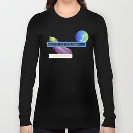 t-shirts are the new skateboards Long Sleeve T-shirt
