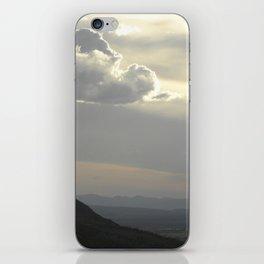 Colorado Sunset iPhone Skin
