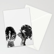 Lions And Bears Party Stationery Cards