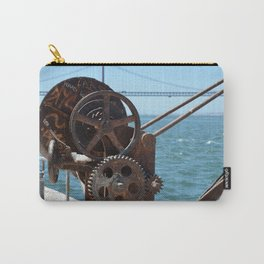 Almada, winching machine Carry-All Pouch