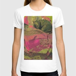 Cat of the Tailor T-shirt