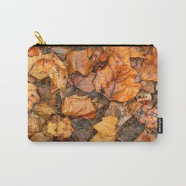 Drowning Autumn Decay Carry-All Pouch