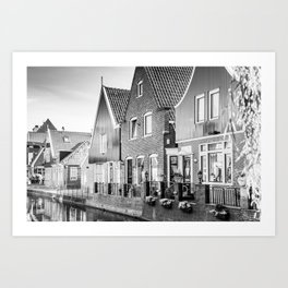 Home Style | Netherlands Architecture #5 | Street Photography Art Print