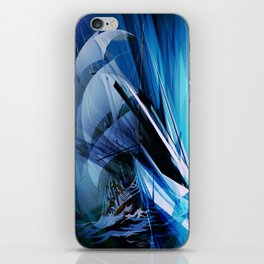 Segelschiff iPhone Skin