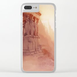 Lost City of Abeko Clear iPhone Case