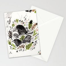 DARWIN FINCHES Stationery Cards