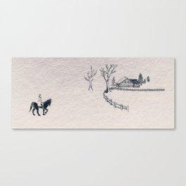 Varykino Canvas Print